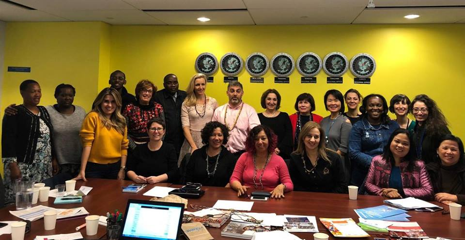 The UN Women Fund for Gender Equality, New York 2018